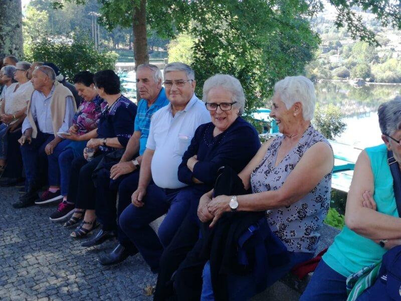 Passeio Anual Sénior da CMST junta milhares de séniores em Amarante