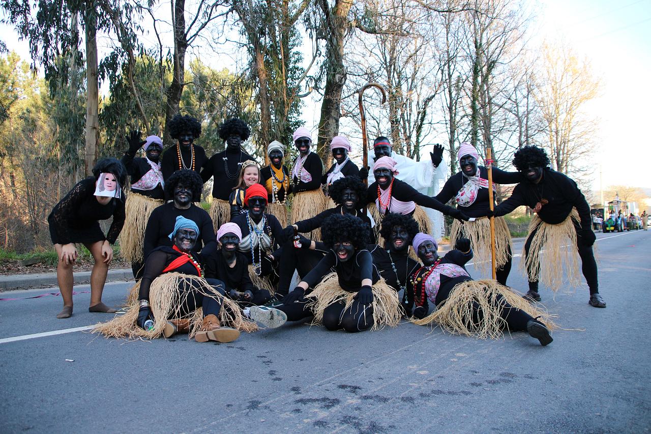 Carnaval de Água Longa 2020