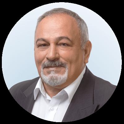 José Pacheco Presidente da Junta de Freguesia de Água Longa