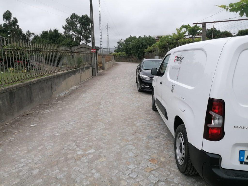 Rua de S.Roque Água Longa
