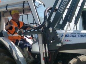 Funcionários da Junta de Freguesia de Água Longa têm novo equipamento
