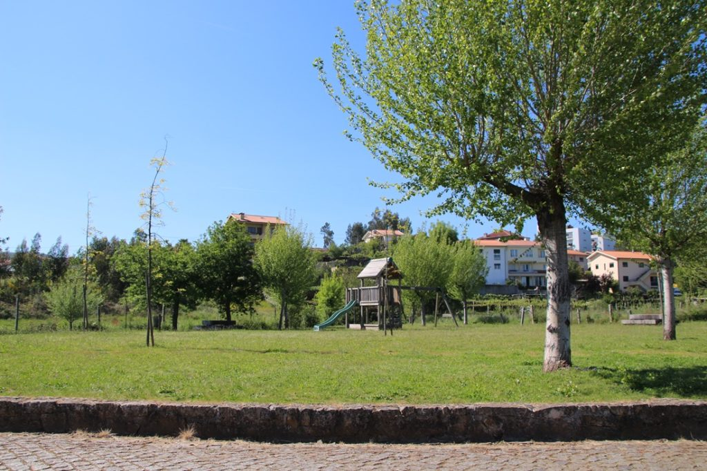 Parque do Arquinho Água Longa