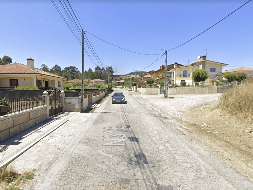 Interrupção de trânsito na Rua do Bom Pastor (EM318)
